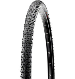 Maxxis Maxxis Rambler Tire - 650b x 47, Tubeless, Folding, Black, Dual, SilkShield