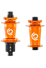 Industry Nine Industry Nine Hydra - MTN - 28 hole - Classic Hubset - ISO 6 Bolt - Orange - 15x110 - 12x148 - MS
