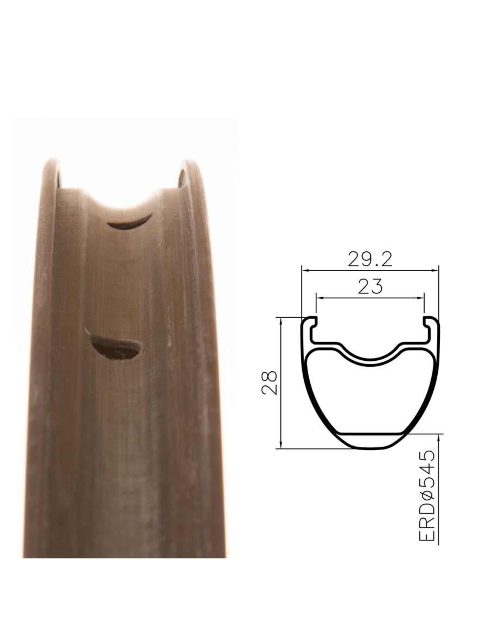 Eclypse Eclypse, S9 Gravel 650B, Wheelset, Front and Rear, 650B / 584, Holes: F: 28, R: 28, 12mm TA, F: 100, R: 142, Disc Center Lock, Shimano HG 11, Pair