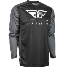 FLY RACING Fly Racing Radium Jersey Black/Grey/White