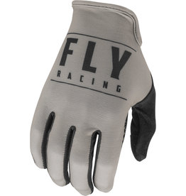 FLY RACING 2021 FLY Racing Media Gloves Grey/Black