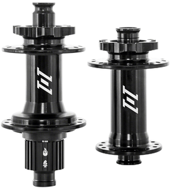 Industry Nine Industry Nine 1/1 - 28 hole - Classic Hubset - ISO 6 Bolt - Black - 15x110 - 12x148 - MS