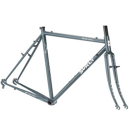 Surly Surly Cross-Check Frameset - 700c, Steel, BlueGreenGray