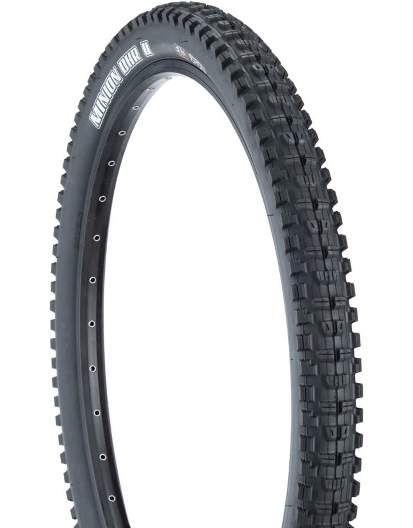 Maxxis Maxxis Minion DHR II Tire - 29 x 2.4, Tubeless, Folding, Black, 3C Maxx Terra, EXO+, Wide Trail