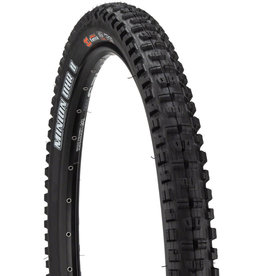 Maxxis Maxxis Minion DHR II Tire - 29 x 2.4, Tubeless, Folding, Black, 3C Maxx Grip, DD, Wide Trail