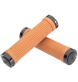 Lizard Skins Lizard Skins, Peaty Lock-On, Grips, 130mm, Gum