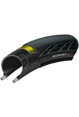Continental Continental Grand Prix 5000 Tire - 700 x 28, Clincher, Folding, Black, 330tpi