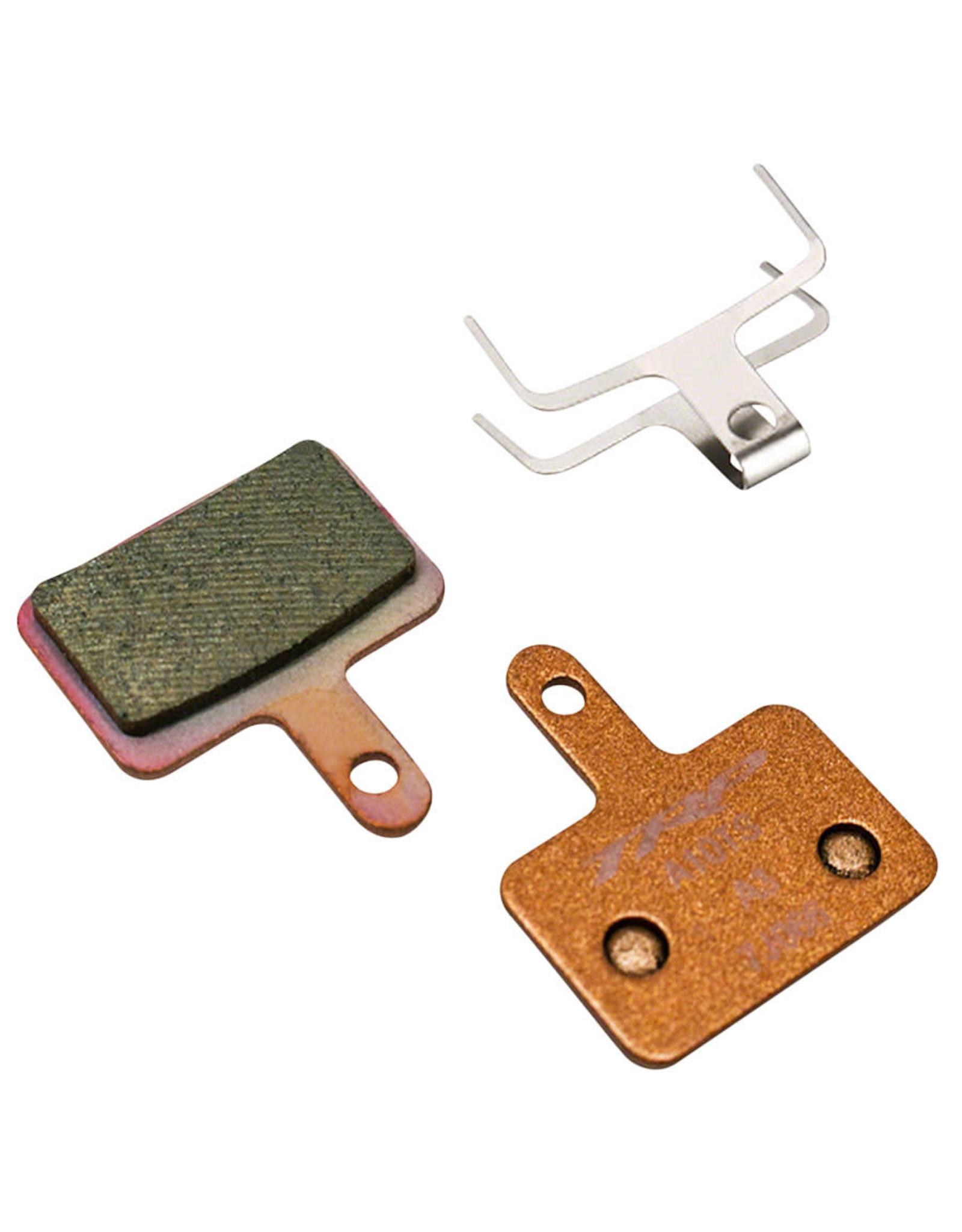 TRP TRP A10TS Disc Brake Pad - Sintered, For TRP Hylex PM, HY/RD, Spyre, Spyke