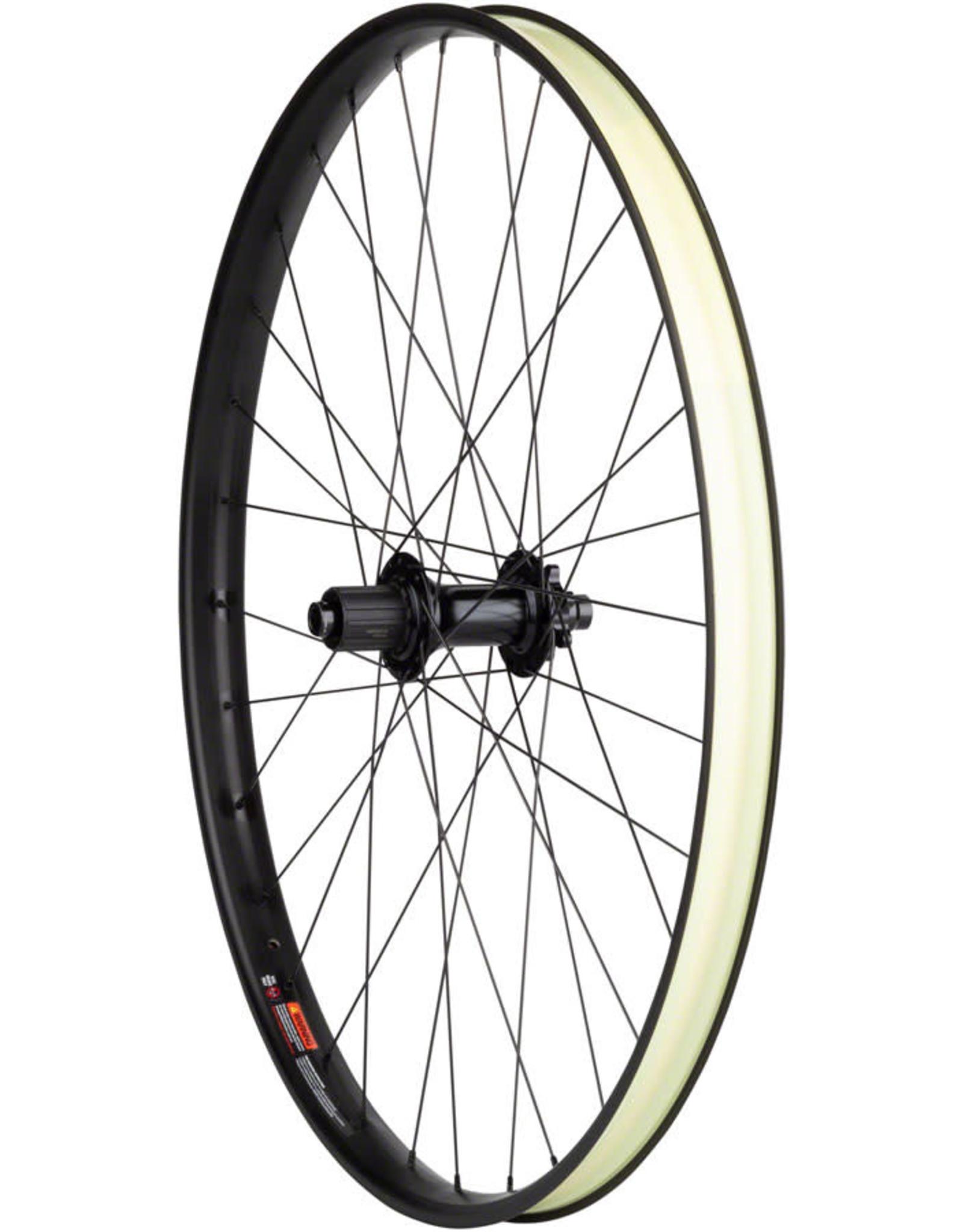 "Quality Wheels Quality Wheels WTB i35 Disc Rear Wheel - 29"", 12 x 157mm, 6-Bolt, HG 10, Black"