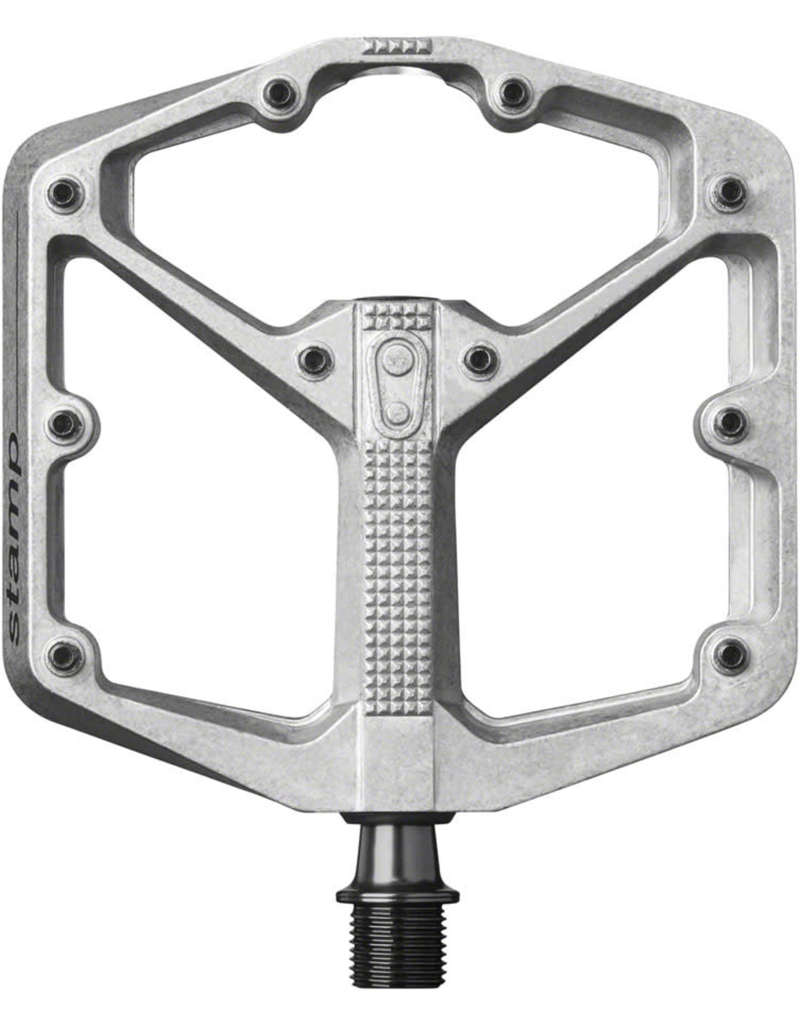 Crank Brothers Crank Brothers Stamp 2 Large Raw Silver