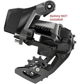SRAM SRAM Rival eTap AXS Rear Derailleur - 12-Speed, Medium Cage, Black, D1