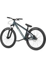 """Radio Radio Griffin 26"""" Dirt Jump Bike - 22.6"""" TT, Cobalt Green"""