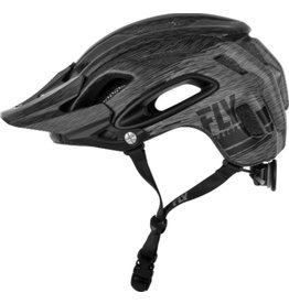 FLY RACING FLY Racing Freestone Ripa Helmet - Matte Black/Grey