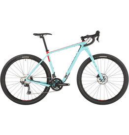 "Salsa Salsa Cutthroat Carbon GRX 600 Bike - 29"", Carbon, Blue"