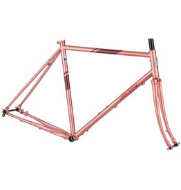 All-City All-City Space Horse Frameset, Dusty Rose