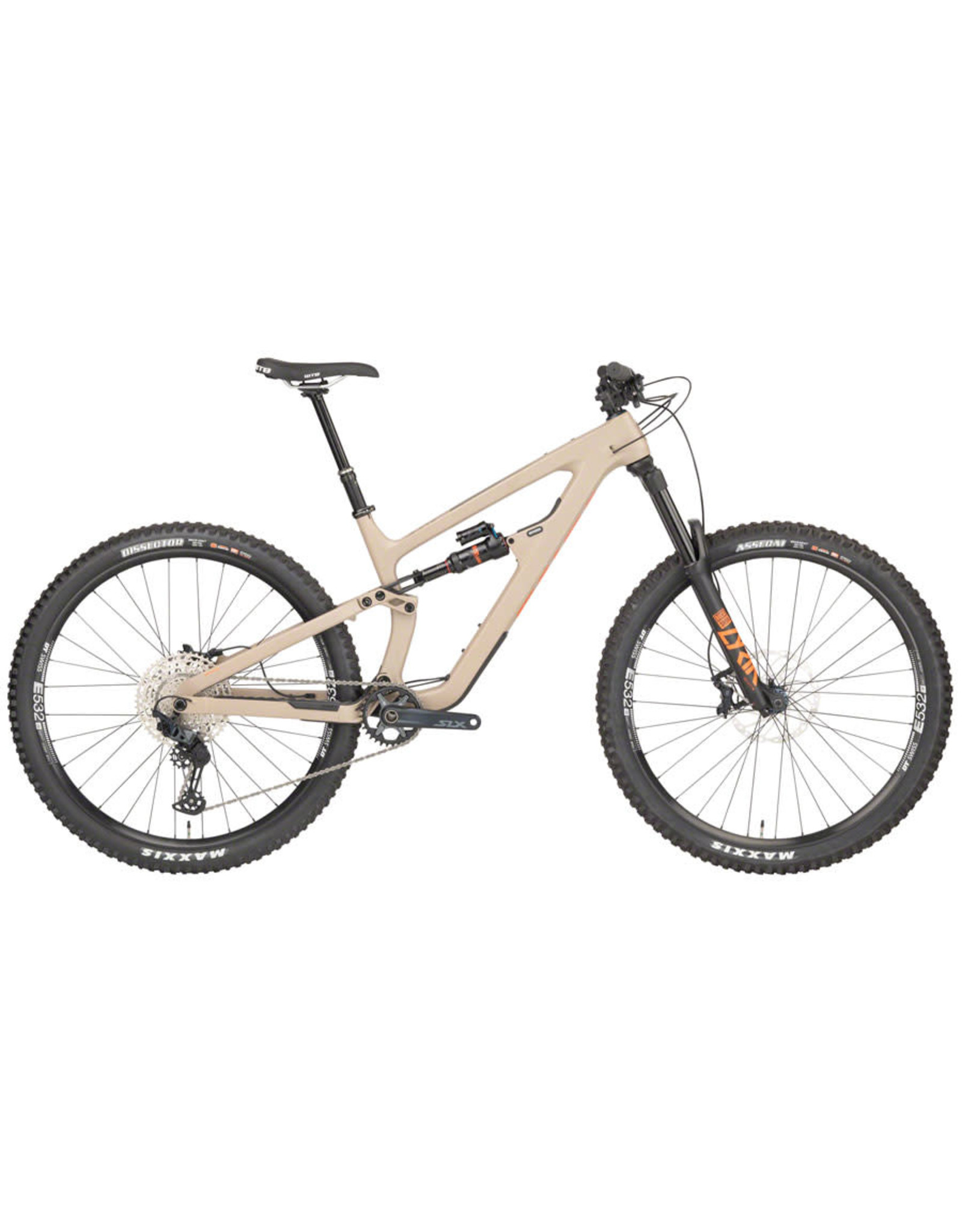 "Salsa Salsa Blackthorn Carbon SLX Bike - 29"", Carbon, Tan"
