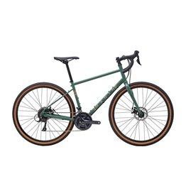 Marin Bikes 2022 Marin Four Corners Gloss Green/Tan