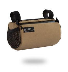SNEK SNEK Stache Plus Handlebar Bag - Coyote Brown