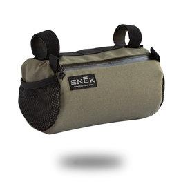 SNEK SNEK Stache Plus Handlebar Bag - Olive