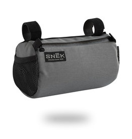 SNEK SNEK Stache Plus Handlebar Bag - Grey