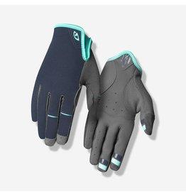 Giro Giro La DND Womens Dirt Gloves - Midnight Blue/Cool Breeze