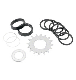 Wheels Manufacturing Wheels Manufacturing Angled Spacer Single Speed Conversion Kit