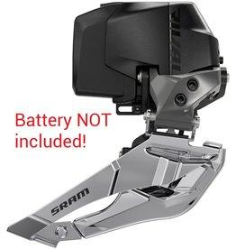SRAM SRAM Rival eTap AXS Wide Front Derailleur - 2x12-Speed, Braze-on, Black, D1