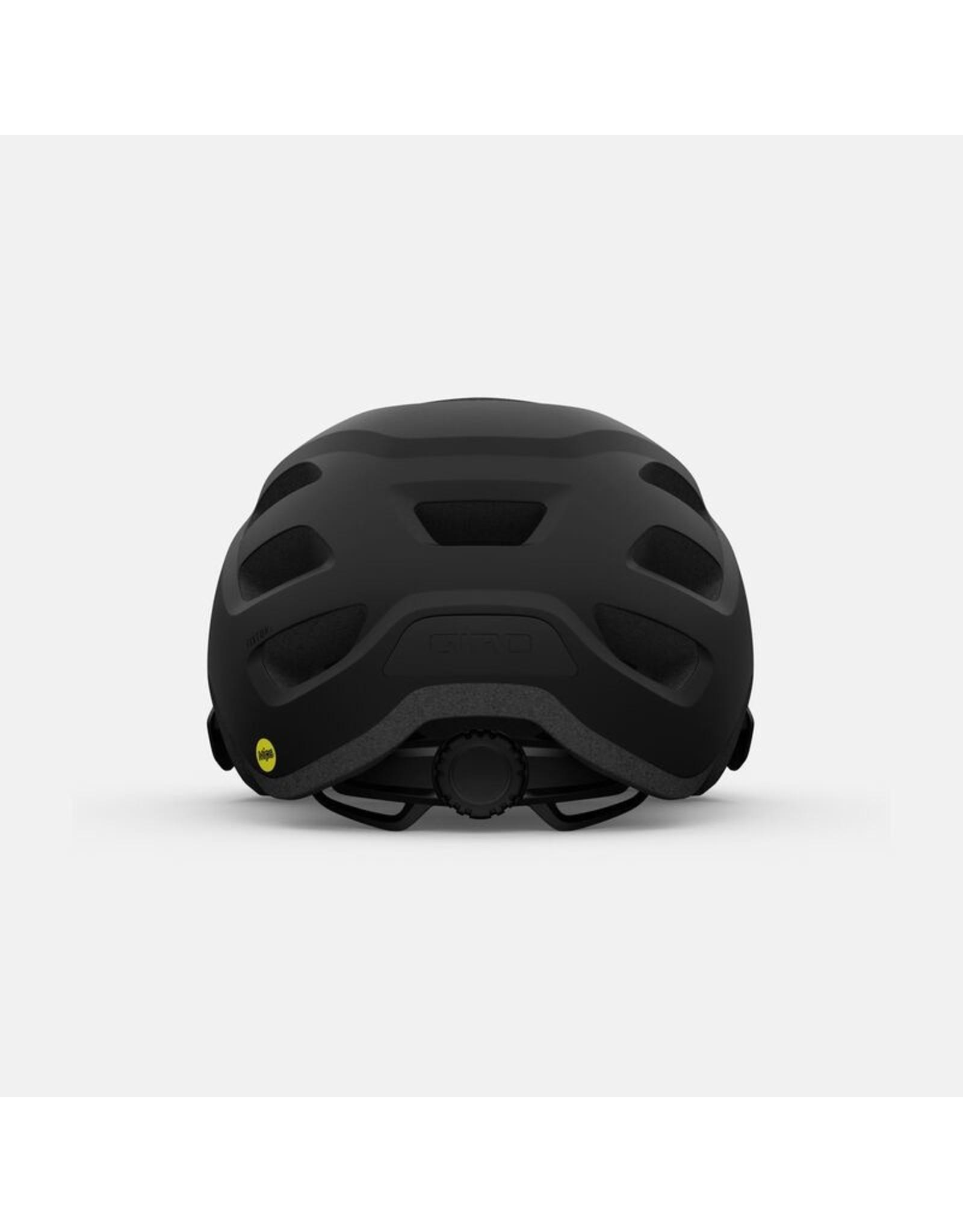 Giro Cycling Giro Fixture MIPS XL Helmet, Matte Black, Universal XL Adult