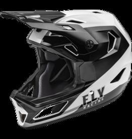 FLY RACING FLY Racing Rayce Helmet Black/White