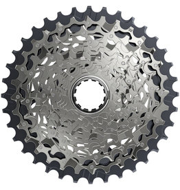 SRAM SRAM Force AXS XG-1270 Cassette - 12-Speed, 10-36t, Silver, For XDR Driver Body, D1