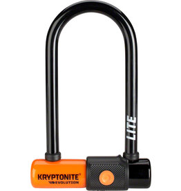 """Kryptonite Kryptonite Evolution Series U-Lock - 2.75 x 5.9"""", Keyed, Black"""