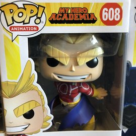 Funko My Hero Academia: Silver Age All Might Funko POP! #608