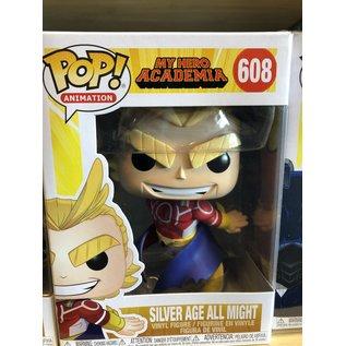Funko My Hero Academia: Silver Age All Might Funko POP! #608