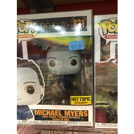 Funko H2O Halloween: Michael Myers (Bloody Knife) Hot Topic Exclusive Funko Pop #831