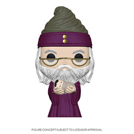 Funko Harry Potter: Dumbledore w/ Baby Harry Funko POP! (PREORDER)