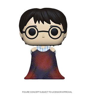 Funko Harry Potter: Harry w/ Invisibility Cloak Funko POP! (PREORDER)