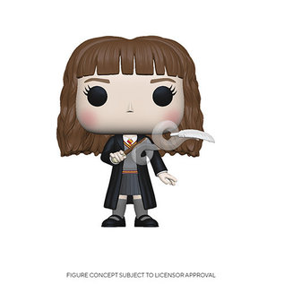 Funko Harry Potter: Hermione w/ Feather Funko POP! (PREORDER)