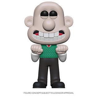 Funko Wallace & Gromit: Wallace Funko POP! (PRE-ORDER)