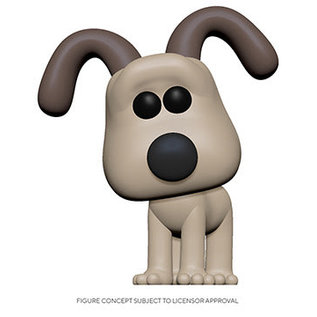 Funko Wallace & Gromit: Gromit Funko POP! (PRE-ORDER)
