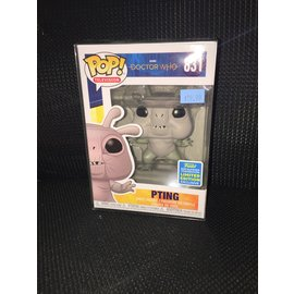 Funko Doctor Who: Pting 2019 Shared Summer Convention Exclusive Funko POP! #831