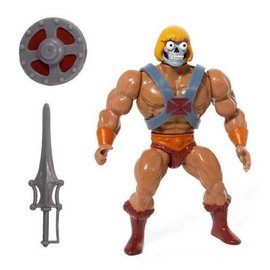 Super 7 Masters of the Universe: Robot He Man 5.5 (Filmation)