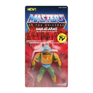 Super 7 Masters of the Universe: Man-At-Arms 5.5 (Filmation)