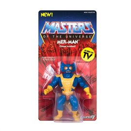 Super 7 Masters of the Universe: Mer-Man 5.5 (Filmation)