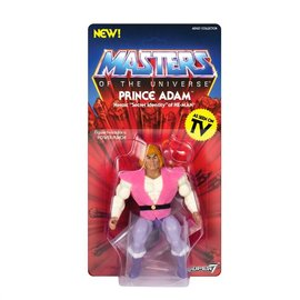 Super 7 Masters of the Universe: Prince Adam 5.5 (Filmation)
