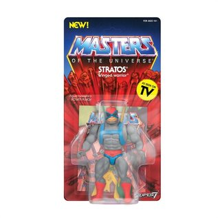 Super 7 Masters of the Universe: Stratos 5.5 (Filmation)