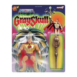 Super 7 Masters of the Universe: He-Ro 5.5 (Filmation)