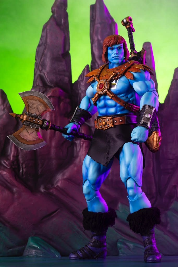 Mondo Masters of the Universe: Faker 1:6 Scale Action Figure - Previews Exclusive