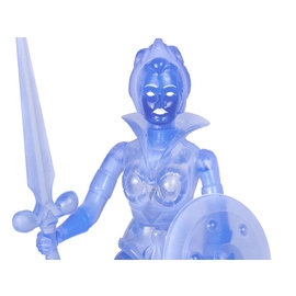 Super 7 Masters of the Universe: Frozen Teela 5.5 (Filmation)