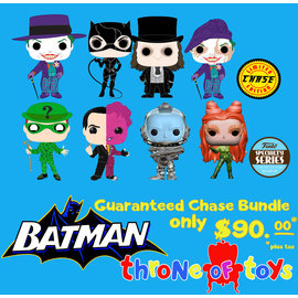 Funko Batman London Toy Fair 2020 Funko POP! Bundle with Guaranteed Chase and Specialty Series (PREORDER)