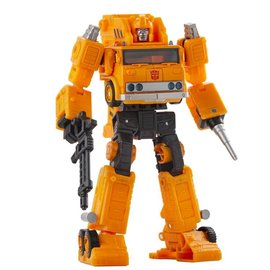 """Hasbro Transformers Earthrise """"War for Cybertron"""": Grapple Voyager Class"""